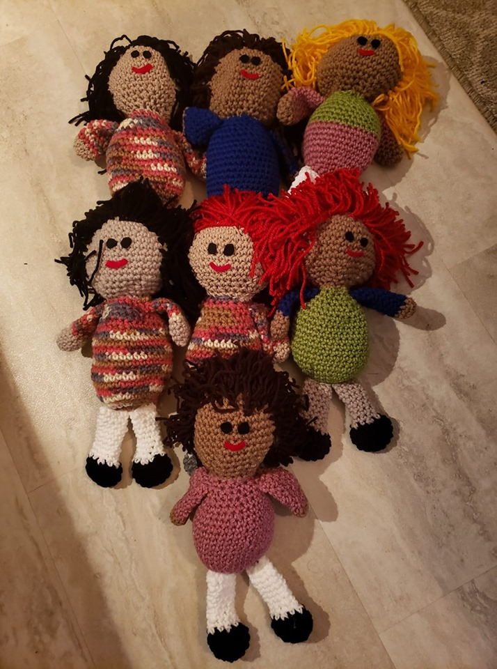 Seniors Doll Therapy Programs