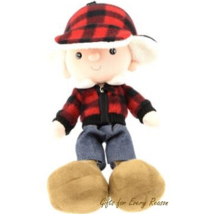 Lumberjack Doll - Add On