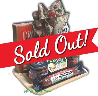 Festive Savoury Tray SOLD OUT