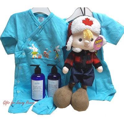 Lumberjack Doll set