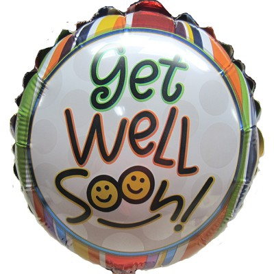 ADD Balloon Get Well