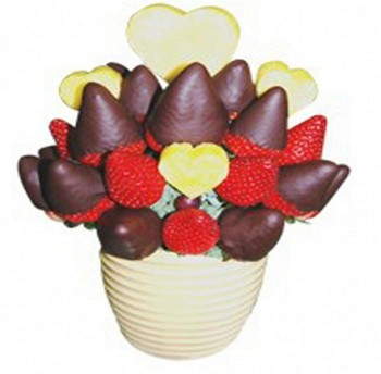 Berry Chocolate Blitz Small (3-4 People)